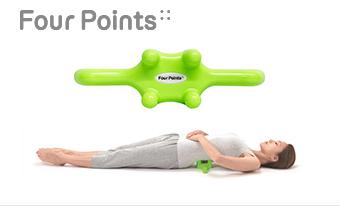 セルフマッサージFour Points(フォーポインツ)